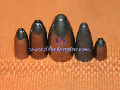 Tungsten Alloy Fishing Sinkers Picture