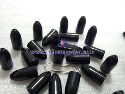 Tungsten Worm Weights Picture